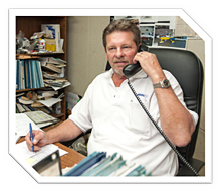 Bobby Merrell at Aircraft Specialties Services